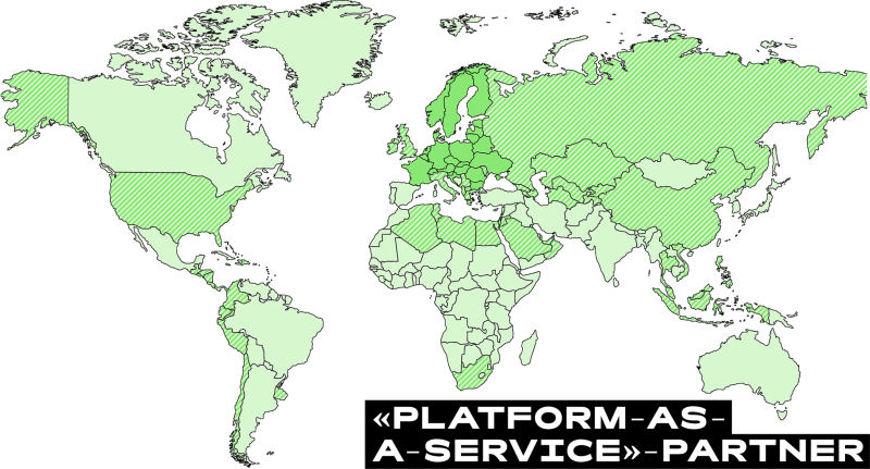 «Platform-as-a-Service»-Partner | PaaS