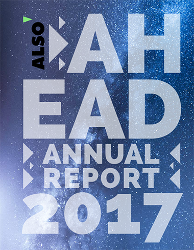 ALSO Annual Report 2017 - AHEAD