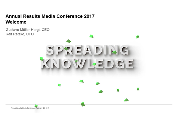 Annual Results Media Conference 2017