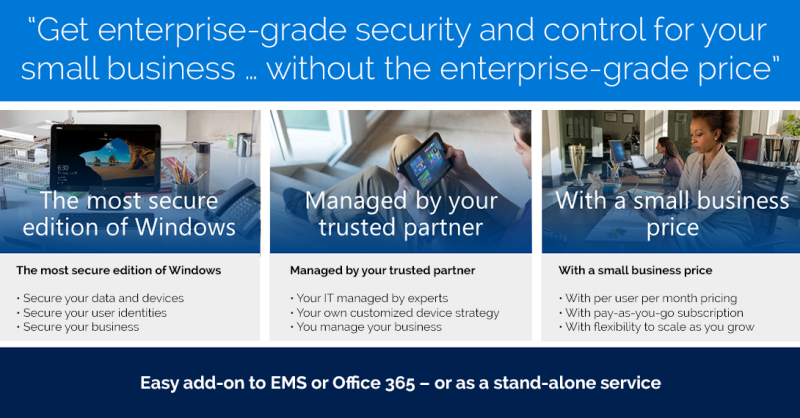 Windows 10 Enterprise E3 - ALSO Cloud Marketplace