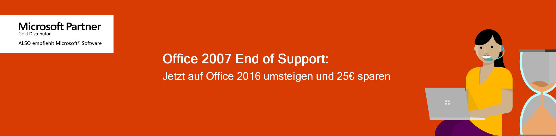Microsoft Office 2007 End of Support