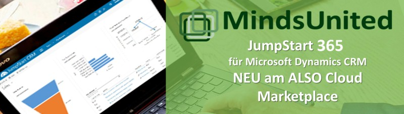 MindsUnited JumpStart CRM