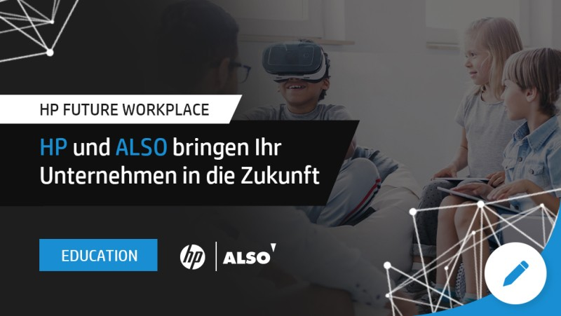 HP Future Workplace - Education