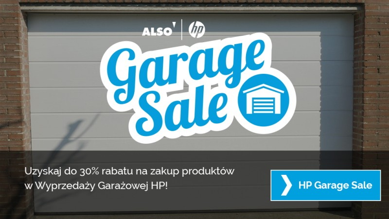 HP Garage Sale