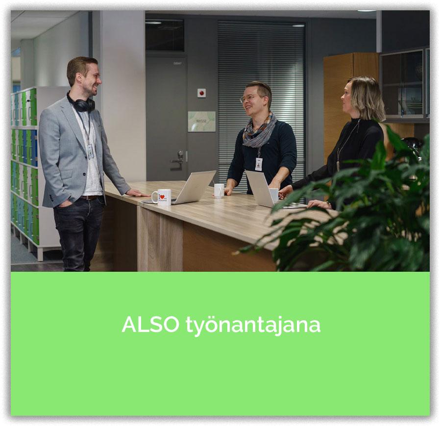 Uutiset - ALSO Finland Oy