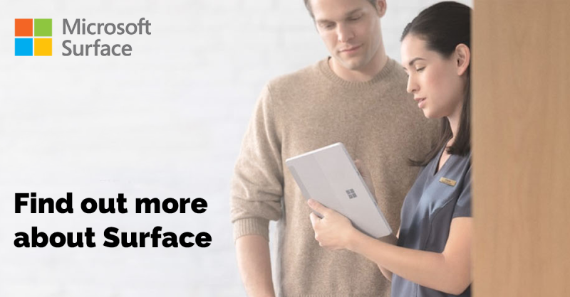 Find out more about Surface