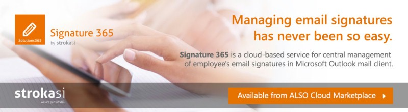 Signature 365 - Stroka Business Group - ALSO Cloud Marketplace